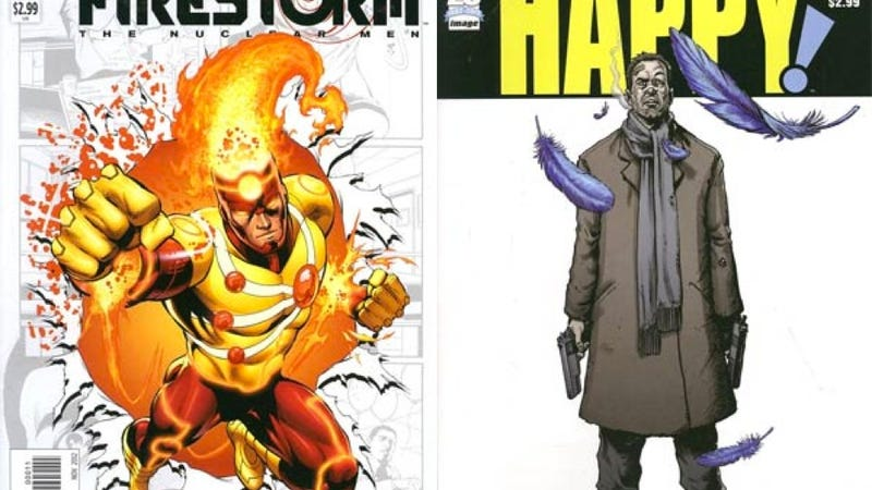 Two Comics That Ignite Your Minds This Week