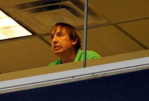Kyle Orton Likes What He Sees