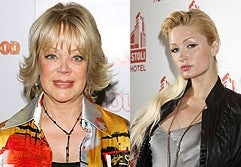 Candy Spelling Is Worried About Paris Hilton