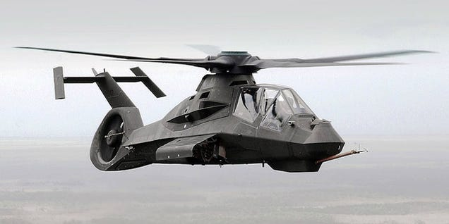 The U.S. Spent $7 Billion Developing This Helicopter It Never Built