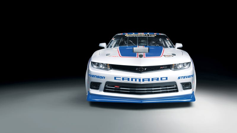 Chevy Camaro Z/28.R: The Pony Car Racer Is Back And It's Badass