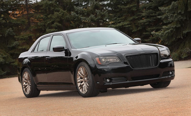 Chrysler Has Found A Way To Put Orange Accents On All Their Cars