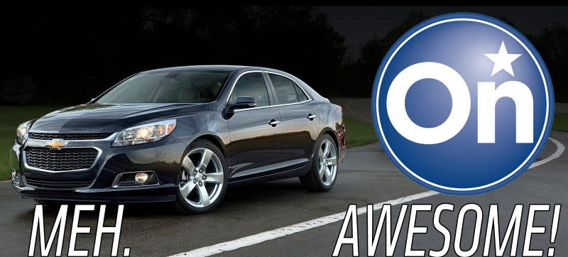 The Chevy Malibu Is Meh, But The 4G LTE Was Fantastic