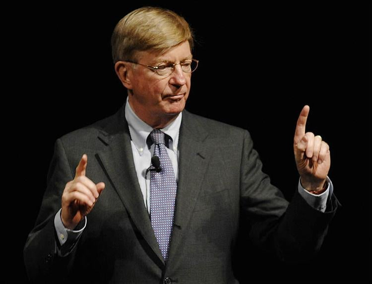 Only George Will Is Allowed to Define Sexual Assault