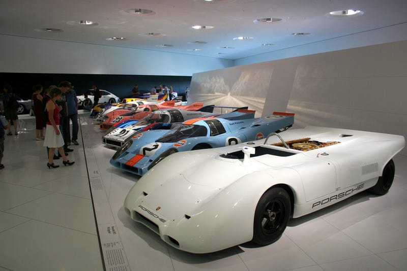 The Ten Best Car Museums On The Planet