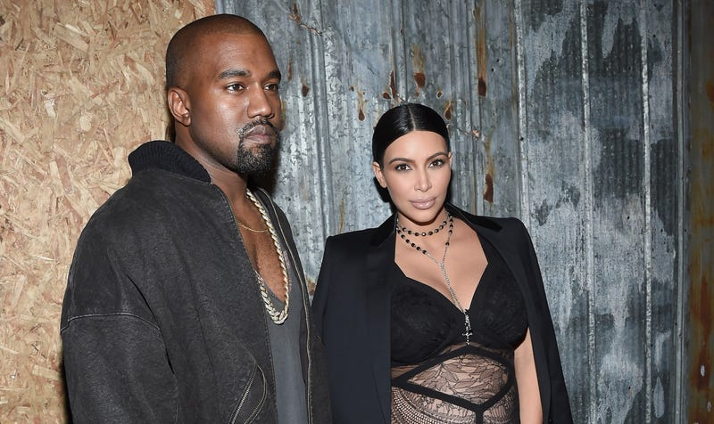 Kanye West's Surprise Fashion Show Is a Bit Too Much Of a Surprise