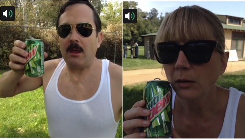 Best Ever: Kerri Kenney and Thomas Lennon's Unauthorized Ad for Mountain Dew