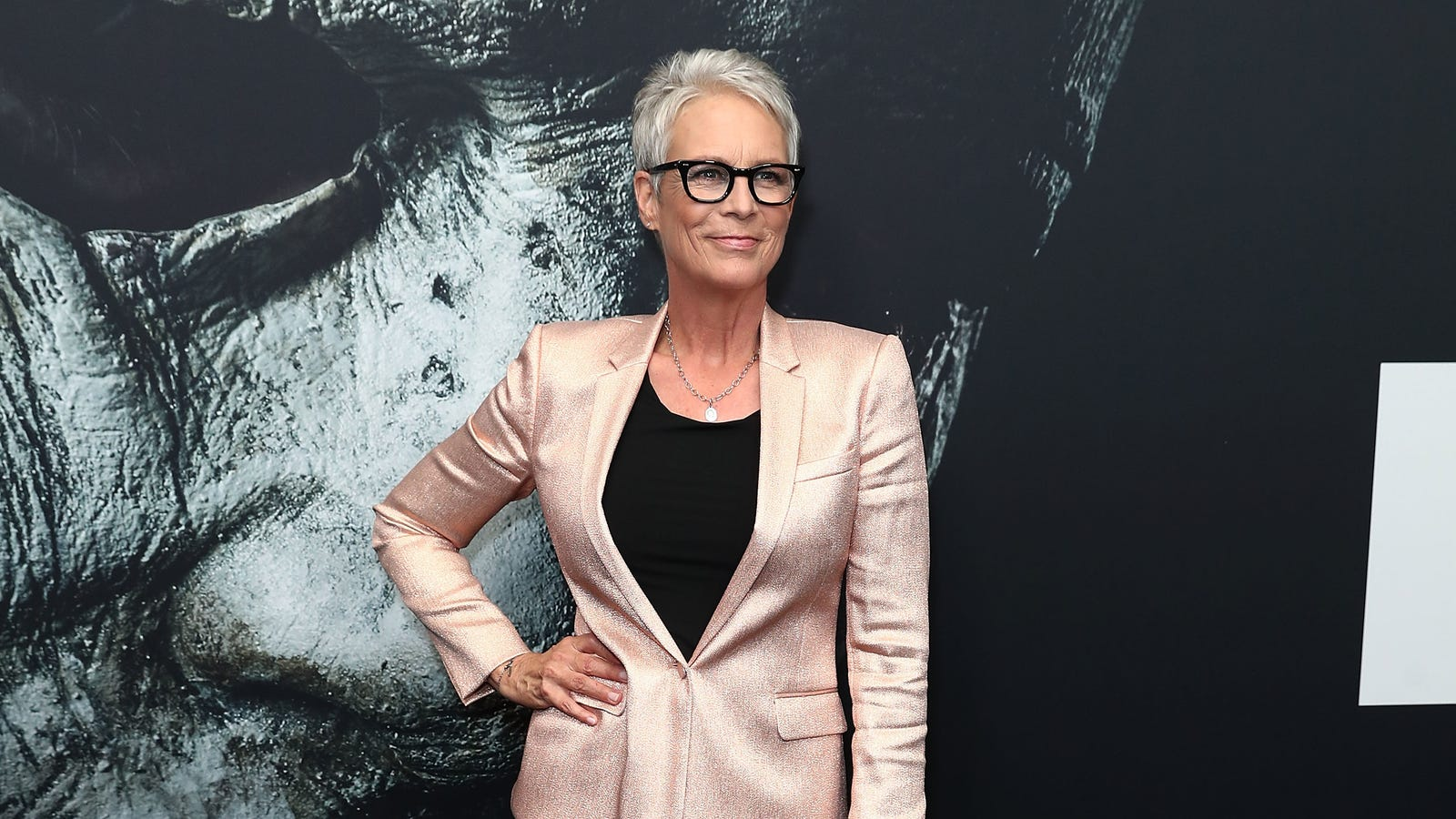 Halloween's Jamie Lee Curtis to team up with infamous Star Wars murderer Rian Johnson