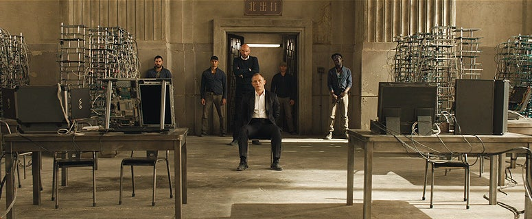 Just how inaccurate were the hacking scenes in Skyfall?