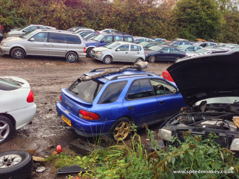 How To Save A Fortune By Getting Car Parts From A Junkyard