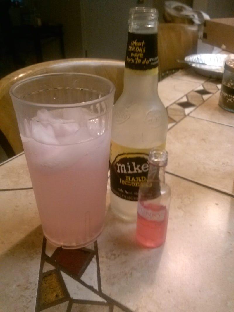 LemonadeLover after hours...