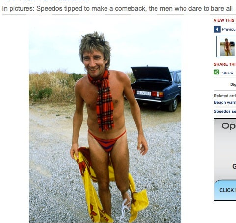 Are You Ready For More Men In Speedos?