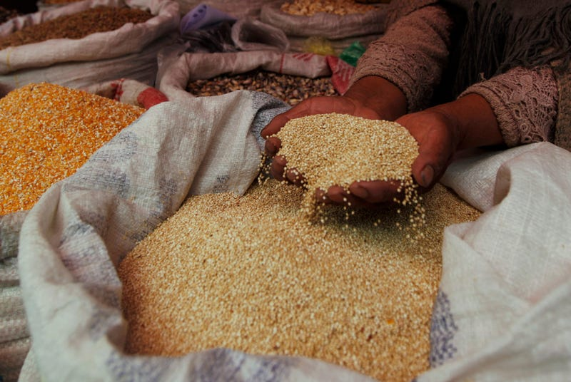 Quinoa Isn't Taking Over the World, But It's Taking Over Your World