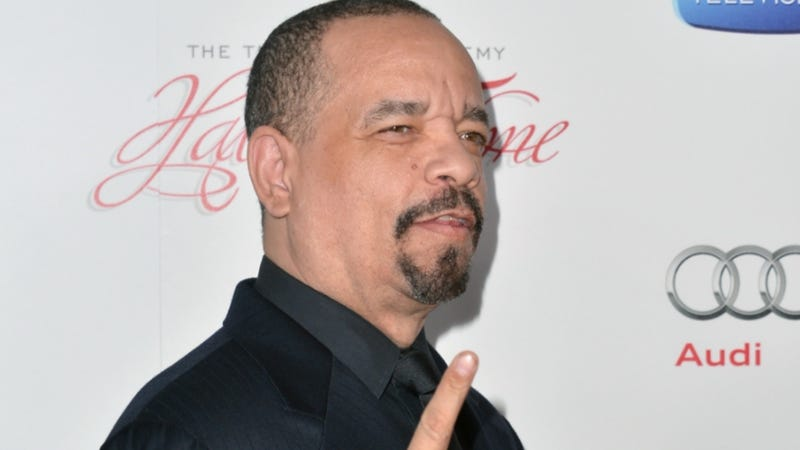 Ice-T Inquires About 'Explosive Diarrhea,' Posts Shirtless Selfie
