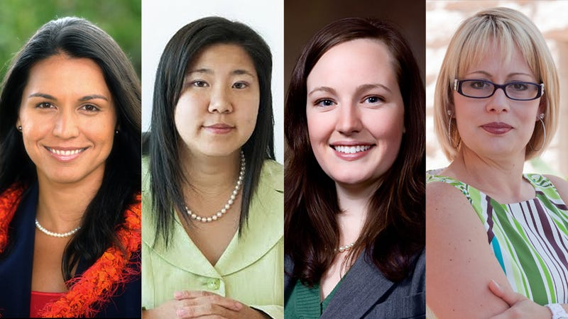 Could These 4 Kickass Young Women Change the Face of Congress?