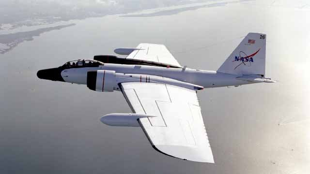 Why Are the Most Vital Aircraft in the USAF Arsenal Owned by NASA?