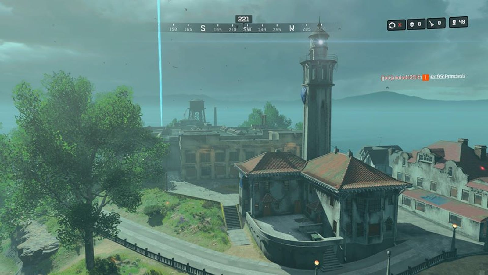 Alcatraz Island Proves Call Of Duty Blackout Works Great