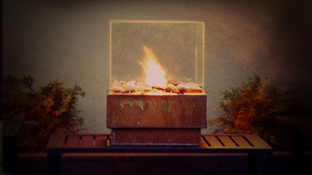 Make an Awesome DIY Fire Pit on the Cheap