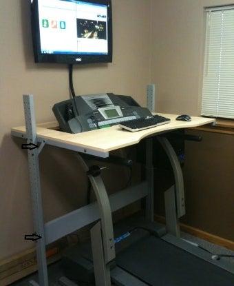 IKEA Jerker Treadmill Desk Redux