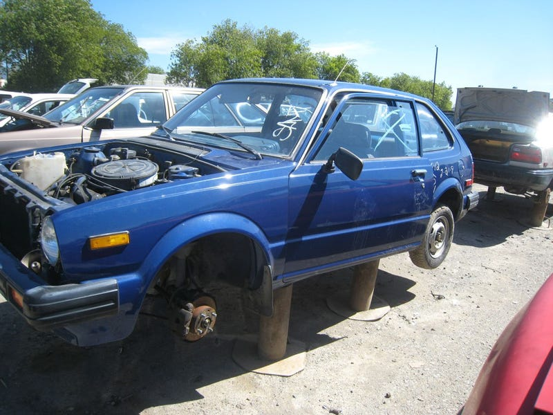 Painfully Clean 1980 Civic Not Rescued By Honda Restorers, Faces Crusher
