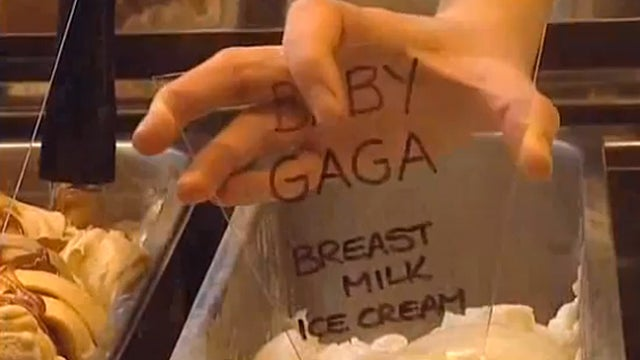 Lady Gaga Threatening To Sue Over Breast Milk Ice Cream