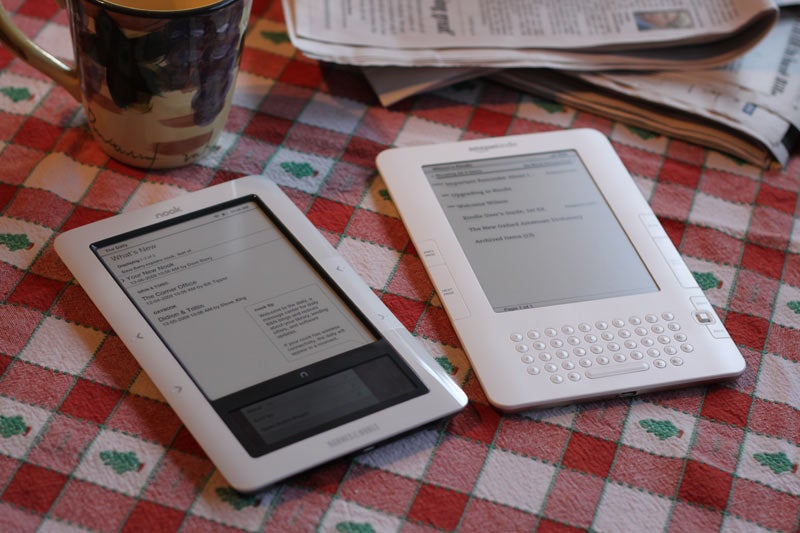 Barnes & Noble Nook Review: Pretty Damn Good