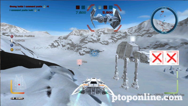 More Footage & Screenshots From Canned Star Wars: Battlefront III Surfaces