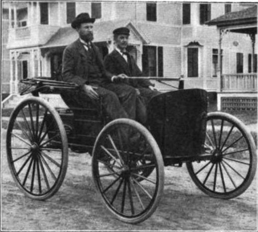Today is the 115th Anniversary of the First American Car Race