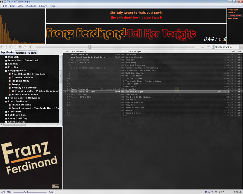 Screenshot Tour: The beautiful and varied world of foobar2000