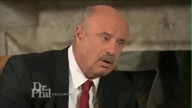 Watch Manti Te'o's Hoaxer Try to Convince an Incredulous Dr. Phil That He Was The Voice of 'Lennay'