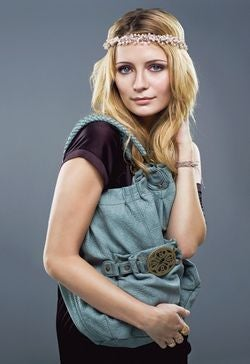 Mischa Barton Launches Headband Line, Recession Hits The Catwalk