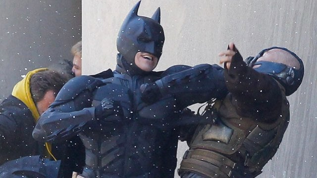 Did Chris Nolan clean up Bane's mumble mix for The Dark Knight Rises?