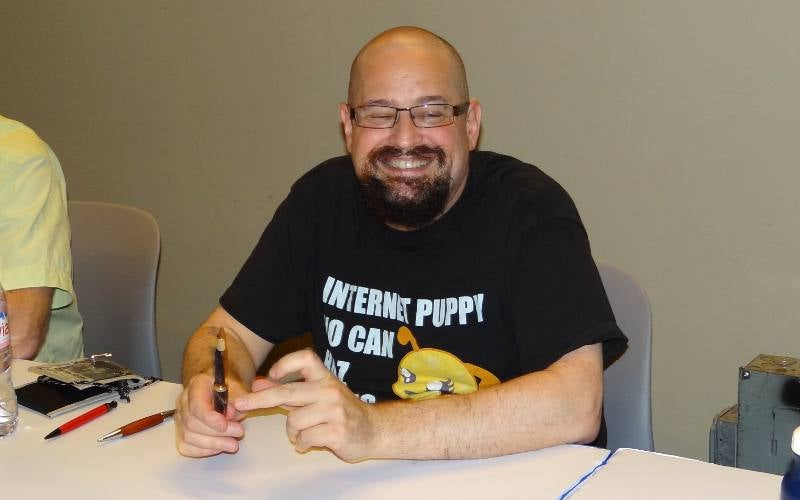 Author Charles Stross is here today, answering your questions!