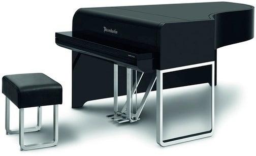 Audi-Designed Grand Piano Is Unsurprisingly Carlike