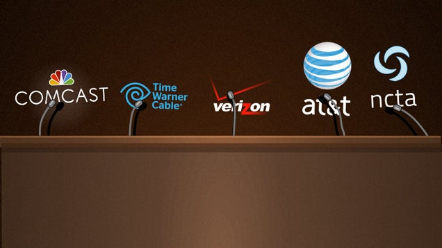 How Much Money Big Cable Gave the Politicians Who Oversee the Internet