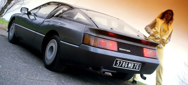 The Most '80s Car Of The Decade