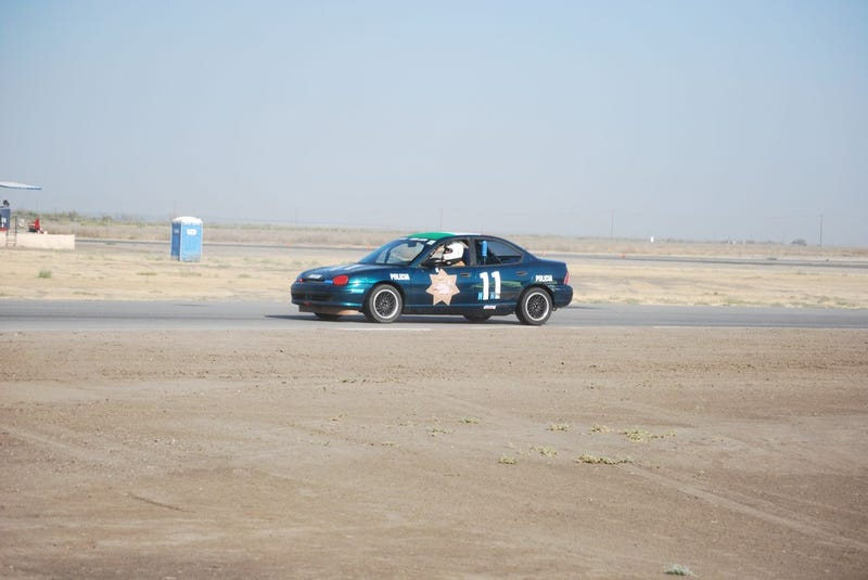 Buttonwillow Histrionics 24 Hours Of LeMons 2009 Uber Gallery Part 6