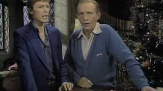 Bing Crosby & David Bowie – 'Little Drummer Boy/Peace On Earth'