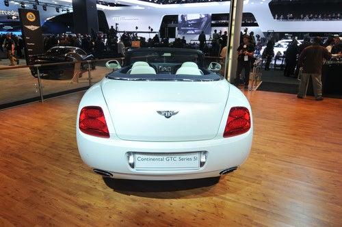 Gallery: 2010 Bentley Continental GTC Series 51