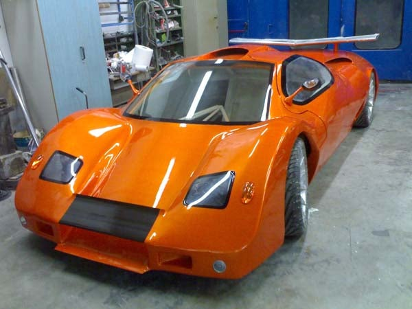 Tirrito Vajon Update: Mystery Supercar Specs Revealed