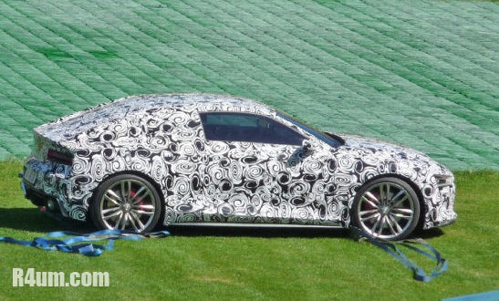 Audi R4: First Look