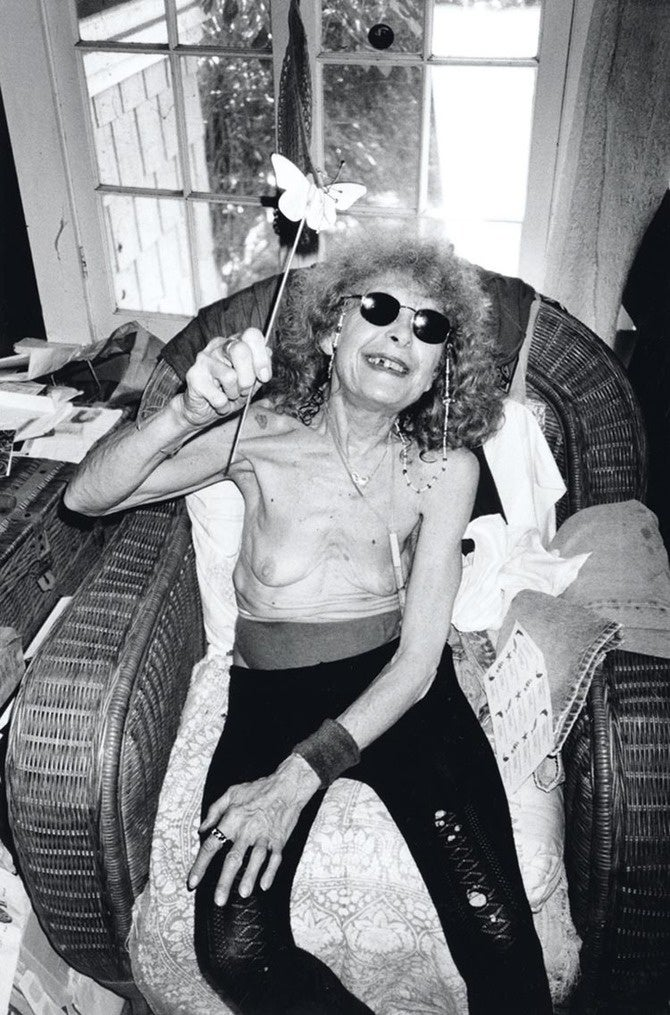 Terry Richardson Published Topless Photos Of His Disabled Mother