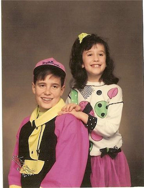 So You Think You Can Dance? 80's Fashions Are Like, Awesome