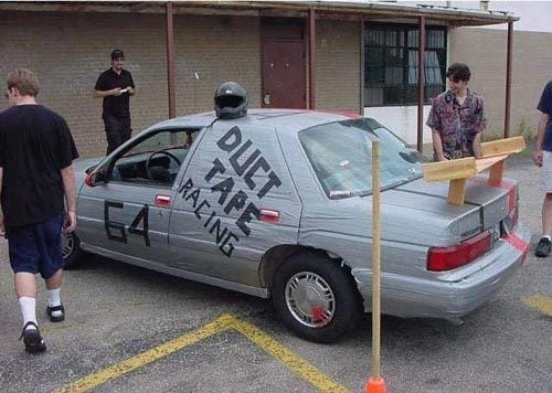 What Can Duct Tape Do For You?
