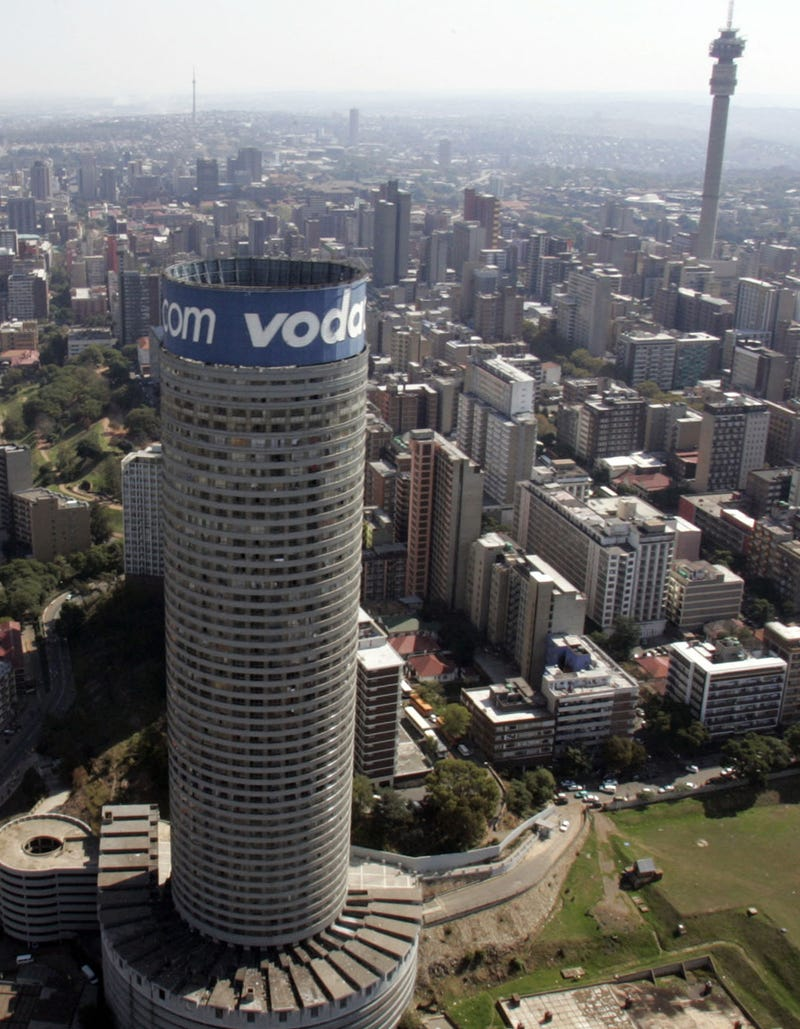 A Tour of the Tallest Residential Tower in Africa