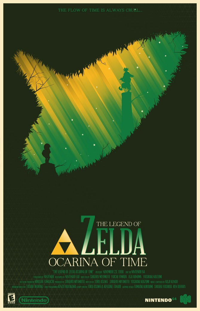 The Legend of Zelda: The Movie (Posters)
