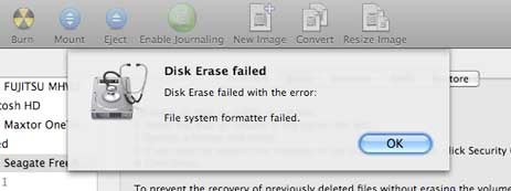 Leopard Disk Utility Format Issue Screws With Time Machine (But There's An Easy Fix)