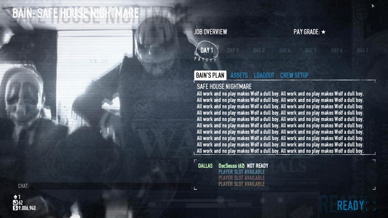 Payday 2: Three Months In