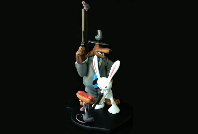 The Glory Of Sam & Max Vinyl Statues