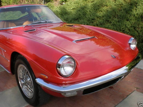 Maserati Mistral Blows in for $68,000!
